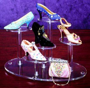 Подставки для обуви или иных товаров